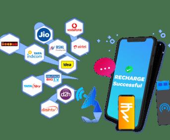 Online Recharging Services